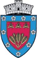 Coat of arms of Valea Largă (Mureș)
