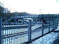 Radyr railway station footbridge, Cardiff - geograph.org.uk - 2204855.jpg