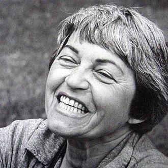 Rae Russel - Image: Rae Russel big smile 60's no glasses