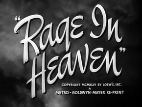 Description de l'image Rage in Heaven (1941).png.