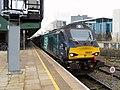 Railtour at Cardiff Central (geograph 6084196).jpg
