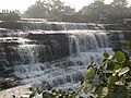 Rajdari Waterfall, Uttar pradesh, India.jpg