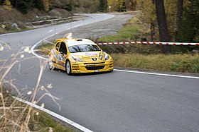 Image illustrative de l'article Rallye du Valais