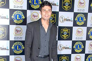 Randeep Hooda - Image: Randeep Lions Gold Awards (cropped)