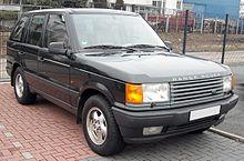 Range Rover seconda serie