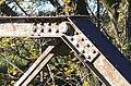Rattlesnake Creek Bridge end post upper connection 2.JPG