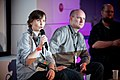 Re publica 2013 Tag 1 – Anja Ebersbach, Pavel Richter (8718718270).jpg