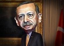 Recep Tayyip Erdogan - Caricature (23158412651).jpg