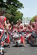 Regenbogenparade Europride 2019 Wien 14 Batala Samba.jpg
