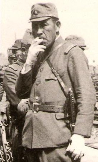 Rensuke Isogai - General Isogai as Governor of Hong Kong