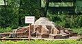 Replica of Paharpur Buddhist Bihar at Shadhinata Complex, Chattogram.jpg