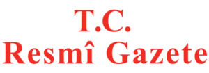 T.C. Resmi Gazete - Logo of the Turkish Official Gazette (T.C. Resmi Gazete)