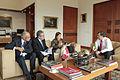 Reunión bilateral de los Cancilleres del Perú y México (14323310931).jpg
