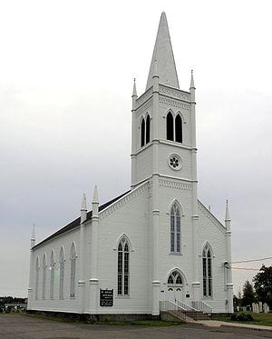 Rexton, New Brunswick - St. Andrew's United Church at Rexton