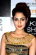 Rhea Chakraborty at Lakme Fashion Week 2016 - Day 3 (01).jpg