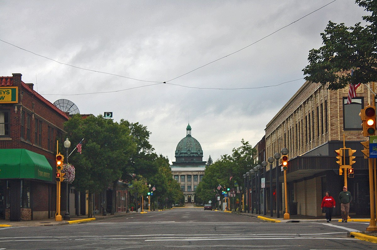 Rhinelander Wisconsin Wikipedia