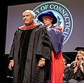 Richard Lublin receives Honorary Degree, Doctor of Fine Arts, from the University of Connecticut.jpg