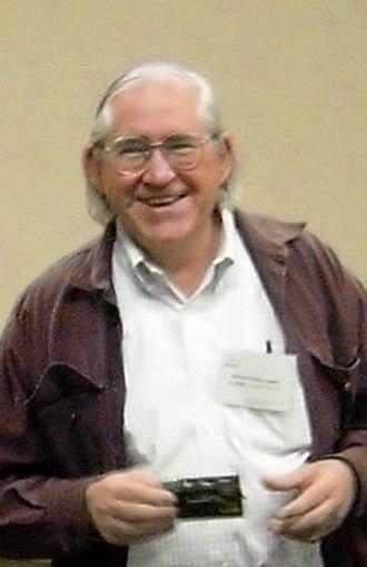 Richard Schroeppel - Richard Schroeppel in 2004