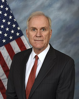 United States Secretary of the Navy - Image: Richard V. Spencer