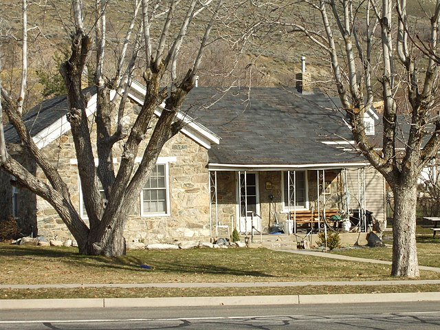 File richards house farmington wikimedia commons for Building a house in utah