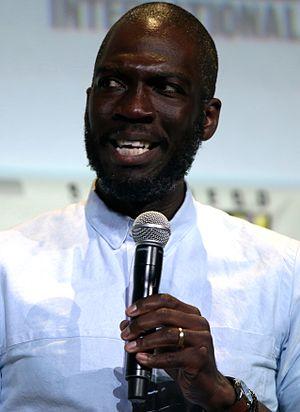 Rick Famuyiwa - Famuyiwa at the 2016 San Diego Comic-Con International.