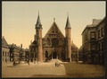 Ridderzaal (the Knights' Hall), Hague, Holland-LCCN2001698793.tif