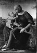Ridolfo Ghirlandaio - Madonna and Child - Walters 37420.jpg