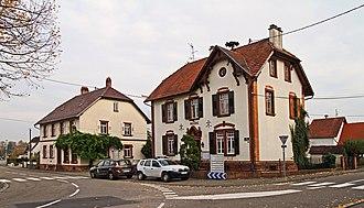 Riedseltz - Image: Riedseltz Mairie 02 gje