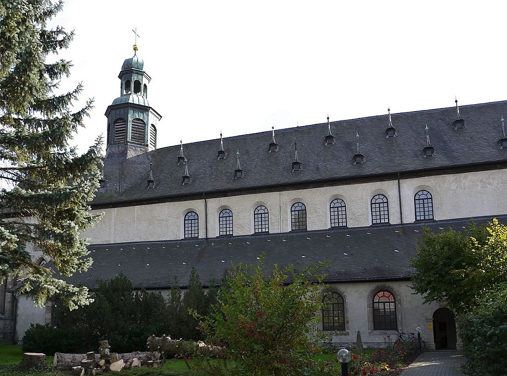 L'orgue baroque en Allemagne du Nord 1024px-Ringelheim_St_Abdon_und_Sennen_Nordseite