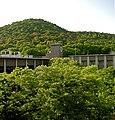 Ritsumeikan University and Mt. Kinugasa (Kyoto, Japan).JPG