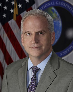 National Geospatial-Intelligence Agency - NGA Director Robert Cardillo