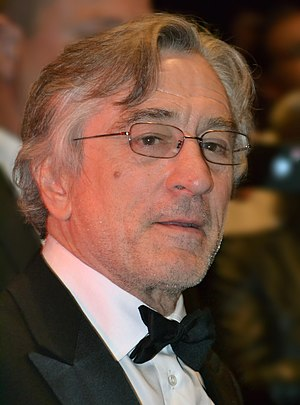 Robert De Niro - De Niro in 2011