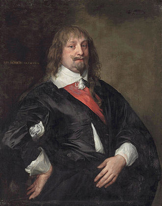 Robert Howard (playwright) - Robert Howard (Anthony van Dyck)