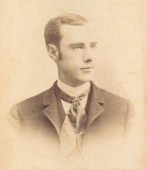 Cullowhee, North Carolina - Robert Lee Madison, founder of the Cullowhee High School, today's Western Carolina University.