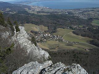 Place in Neuchâtel, Switzerland