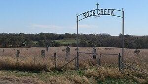 Rock Creek (Nebraska) - Rock Creek Cemetery