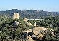 Rock formation, Hidden Meadows, California.jpg