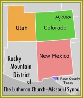 Rocky Mountain District of the Lutheran Church–Missouri Synod
