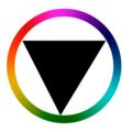 Roda cromàtica de l'espectre de l'obscuritat de Newton.png