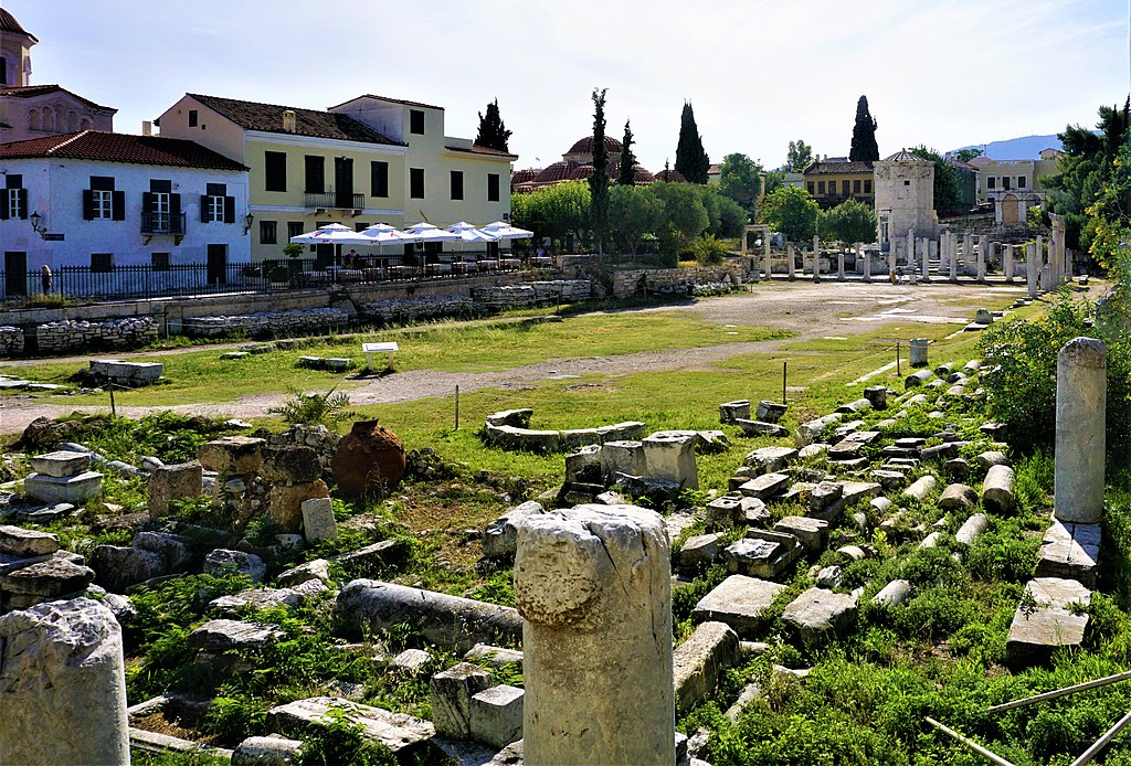 Roman Agora, Athens - Joy of Museum