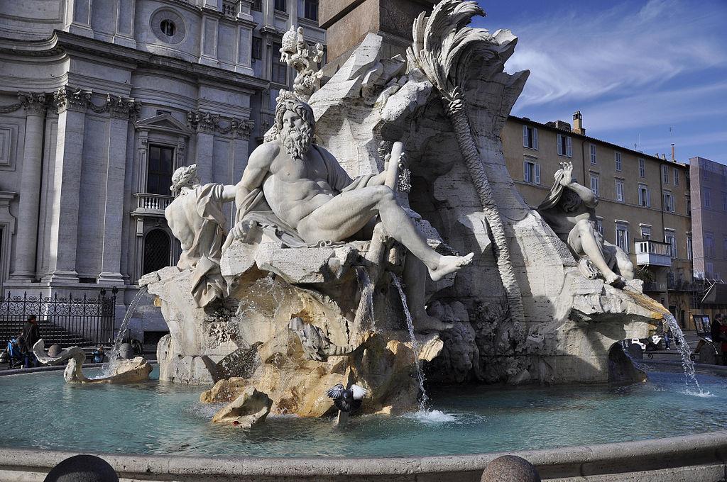 Giovanni Lorenzo Bernini - Page 2 1024px-Rome_Fontana_dei_Quattro_Fiume_10-01-2011_11-54-14