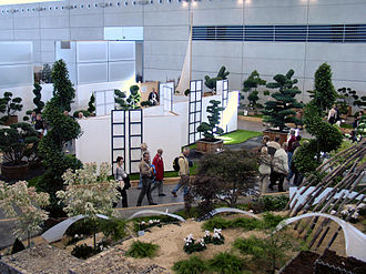 2003 World Horticultural Exposition - Inside the trade fair