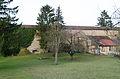 Rothenburg ob der Tauber, Stadtmauer, Sterngasse 6, Feldseite, 001.jpg