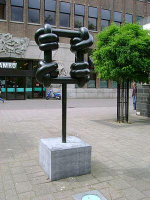 Shinkichi Tajiri - The Knot (1976), Rotterdam