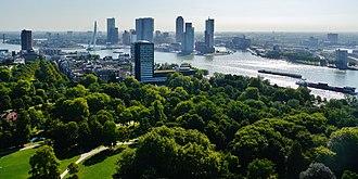 Randstad - Rotterdam.
