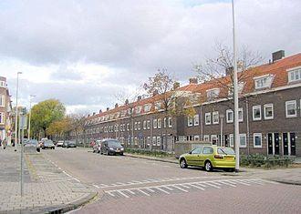 Feijenoord district - Image: Rotterdam Putsebocht 11 11 2006
