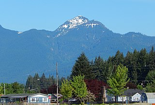 Round Mountain (Washington) mountain in Cascade Range in Washington, USA