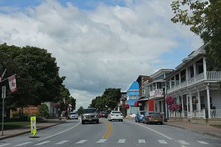 Rouses Point, New York Village in New York, United States