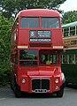 Routemaster prototype RML3 (SLT 58), HCVS Brighton to London run, 6 may 2007.jpg