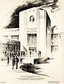 Roy G. Cullen Memorial building preliminary drawing.jpg